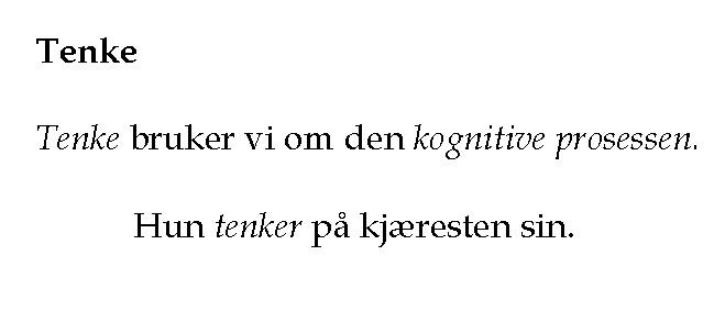 tenke